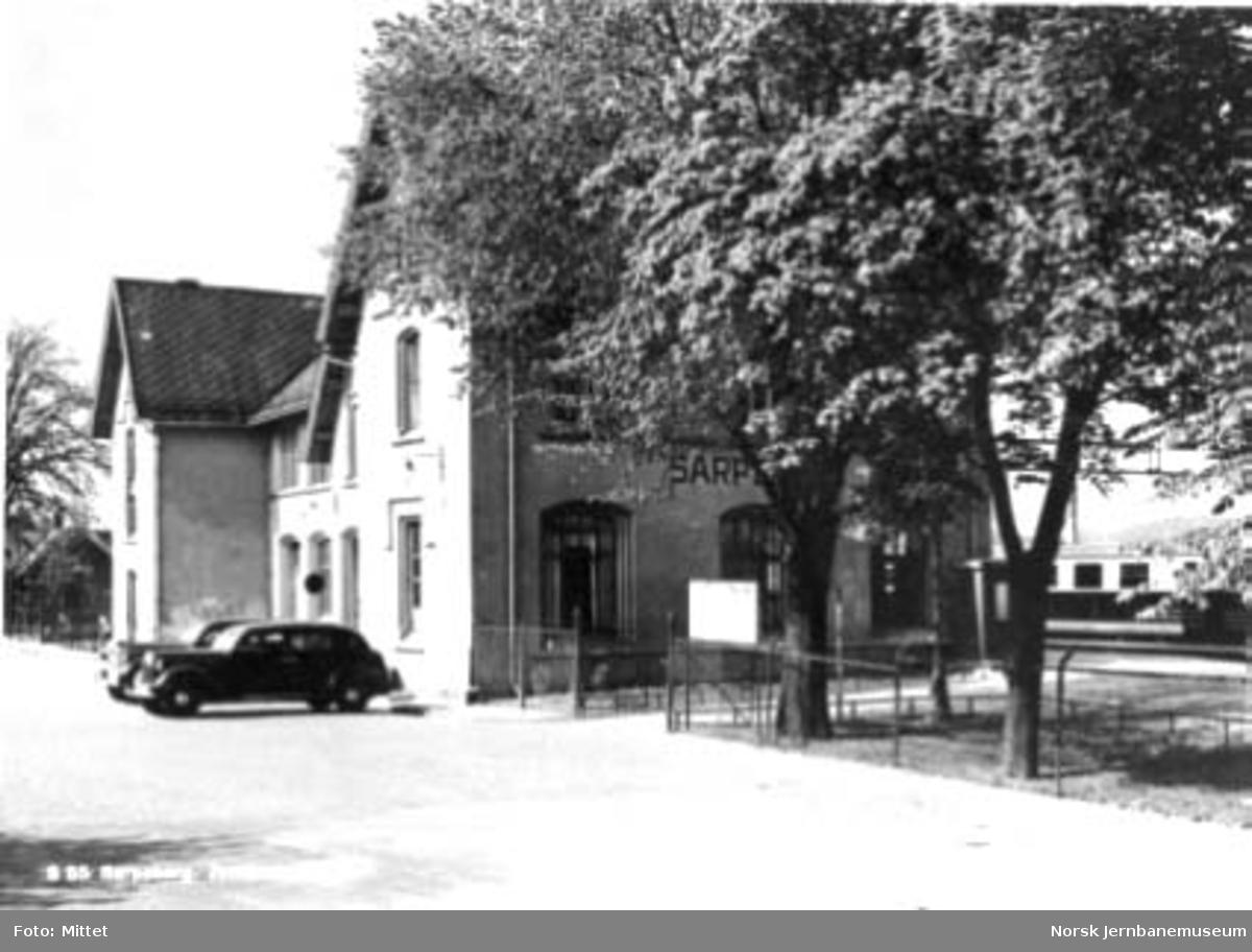 Sarpsborg stasjon