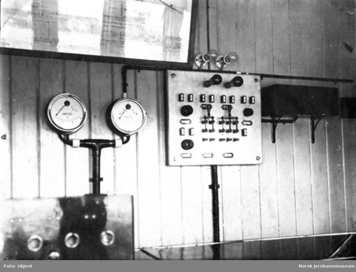Sikringsanlegg Tøyen stasjon