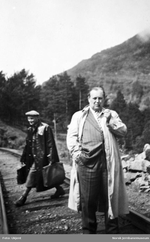 Avdelingsingeniør Olav Strøno
