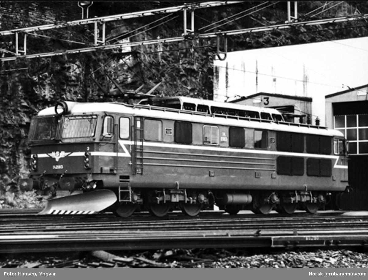 Elektrisk lokomotiv El 14 nr. 2183