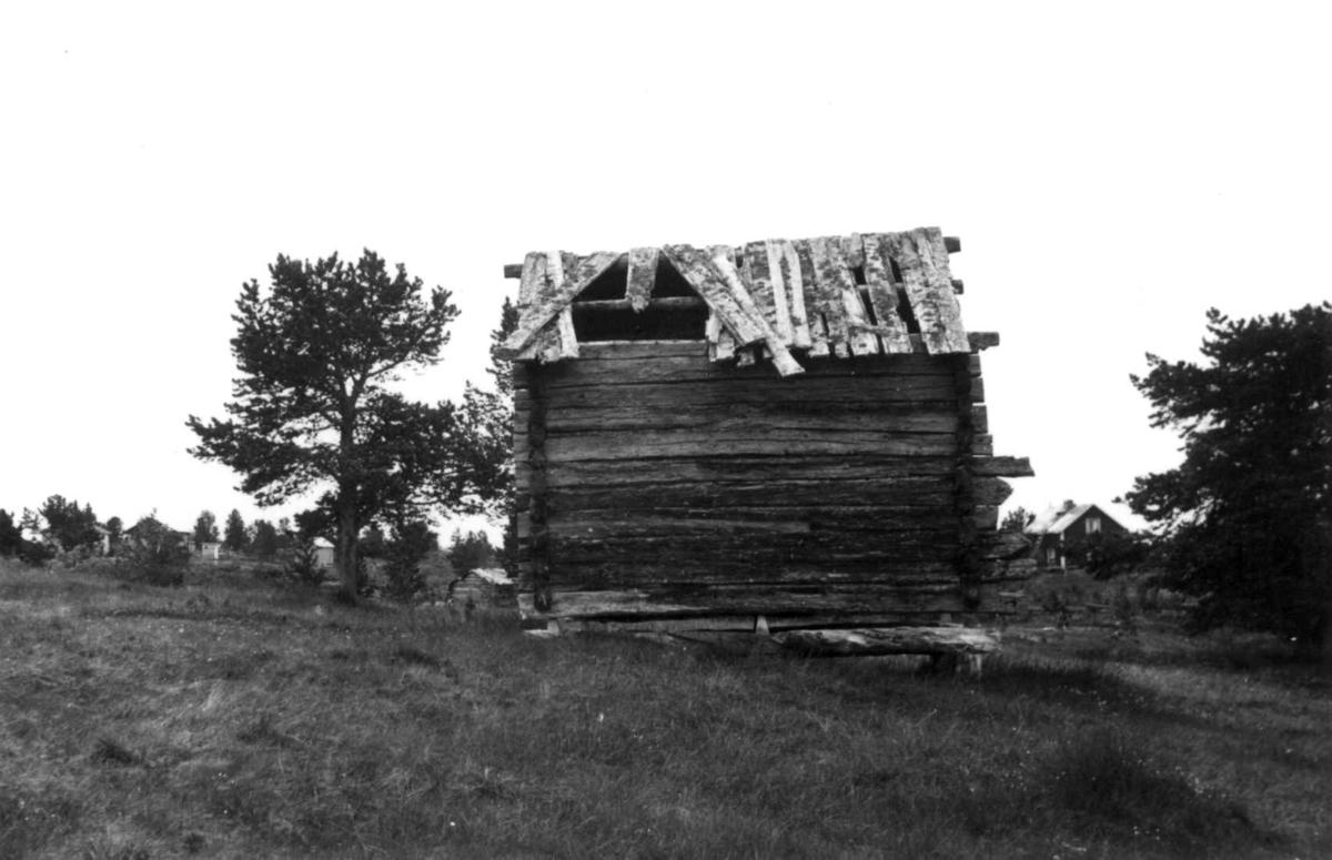 Stabbur, Idivuoma 1958.