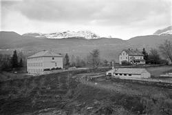 Serie. Hjeltnes hagebruksskole, Ulvik, Hordaland. Fotografer