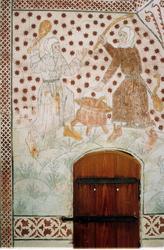 Kalkmålning i Dannemora kyrka, Dannemora socken, Uppland 199