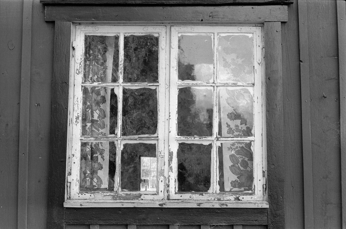 Arbetarbostad, Lena-Salsta 1:5, Salsta, Lena socken, Uppland 1978