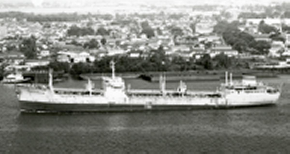 M/T Austanger (b.1964, Eriksbergs mek. Verkstads A/B, Göteborg)