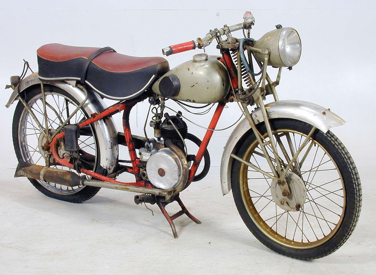 Norsk motorsykkel import