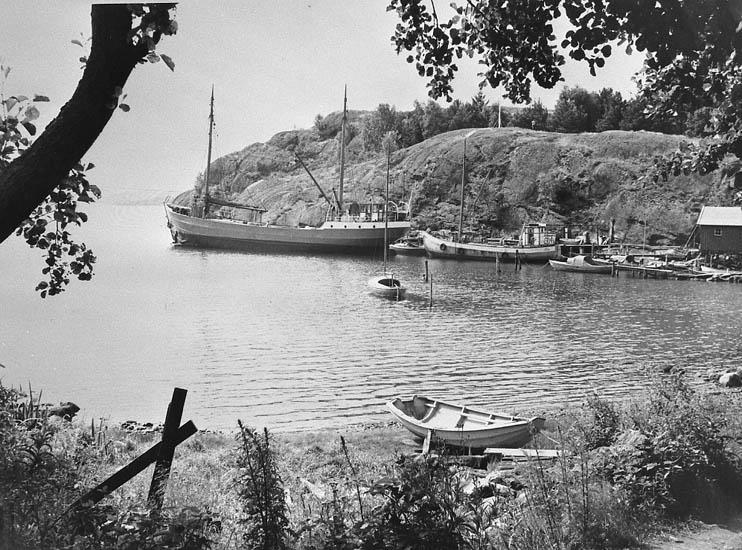 SILVA och BRIS, Fiskevik, Stora Askerön