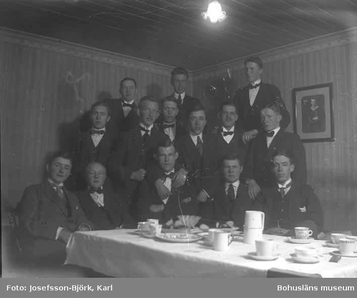 Arbetskamrater vid Trädgårdsföreningen i Göteborg