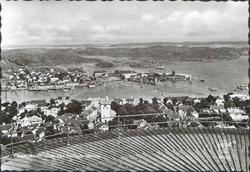 Utsikt från Carlstens fästning