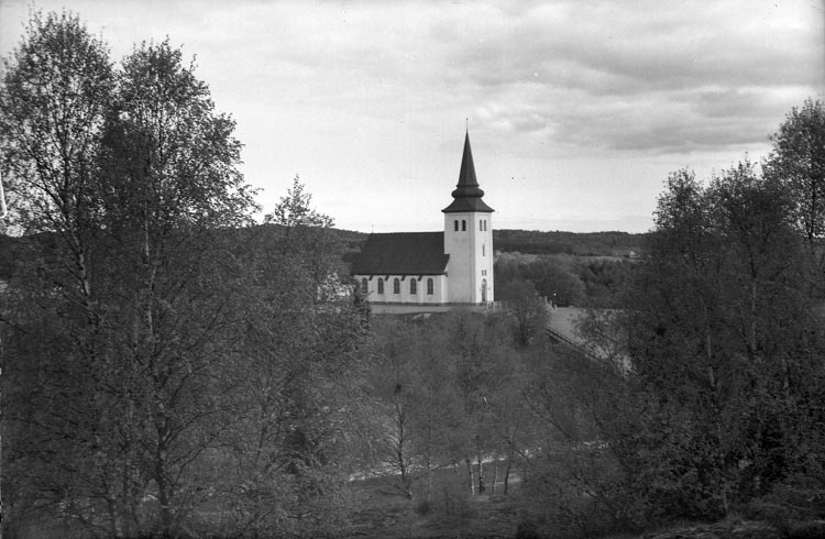 "Enligt fotografens noteringar: ""Munkedals kapell Einar Schewenius?? Munkedal""."