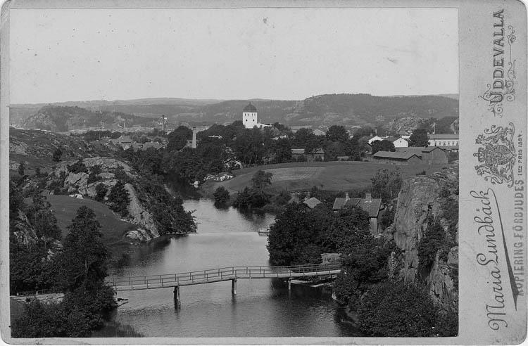 "Enl. text på kopians baksida: ""Antagligen 1894/1895 Adolf Zachau""."