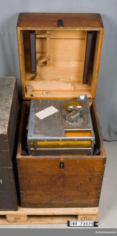 Grupp F.III. Central-instrument utan överföring nr.1339.