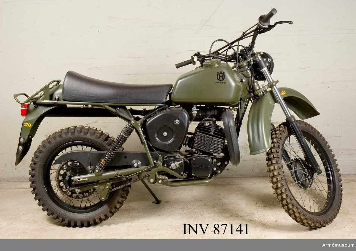 Motorcykel 258