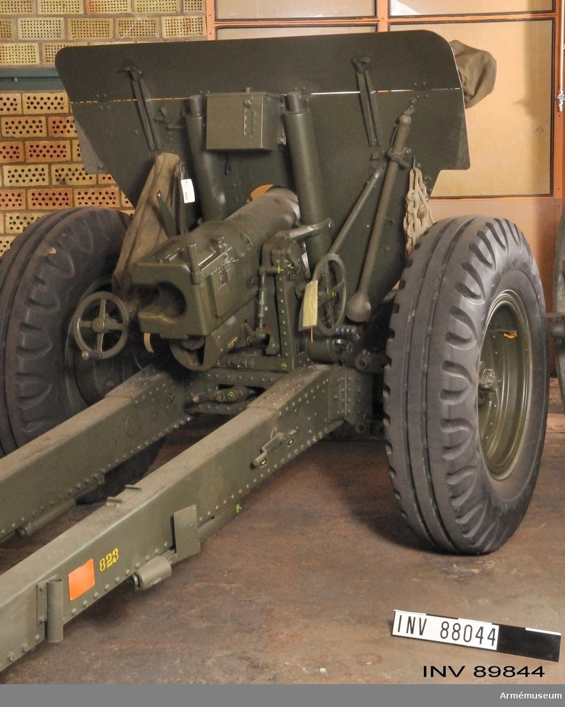 10,5 cm haubits m/1940 C