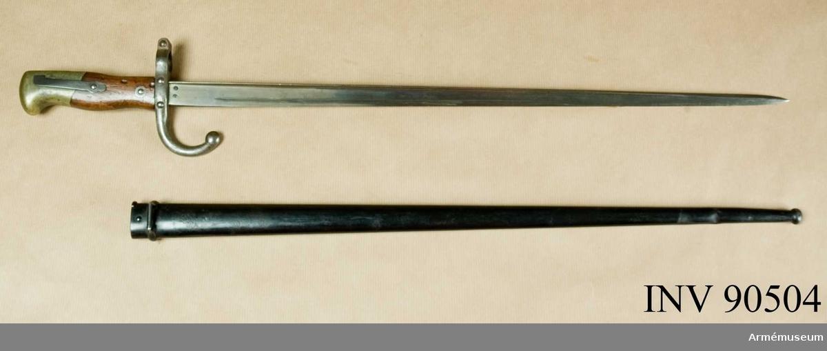 Bajonett m/1874