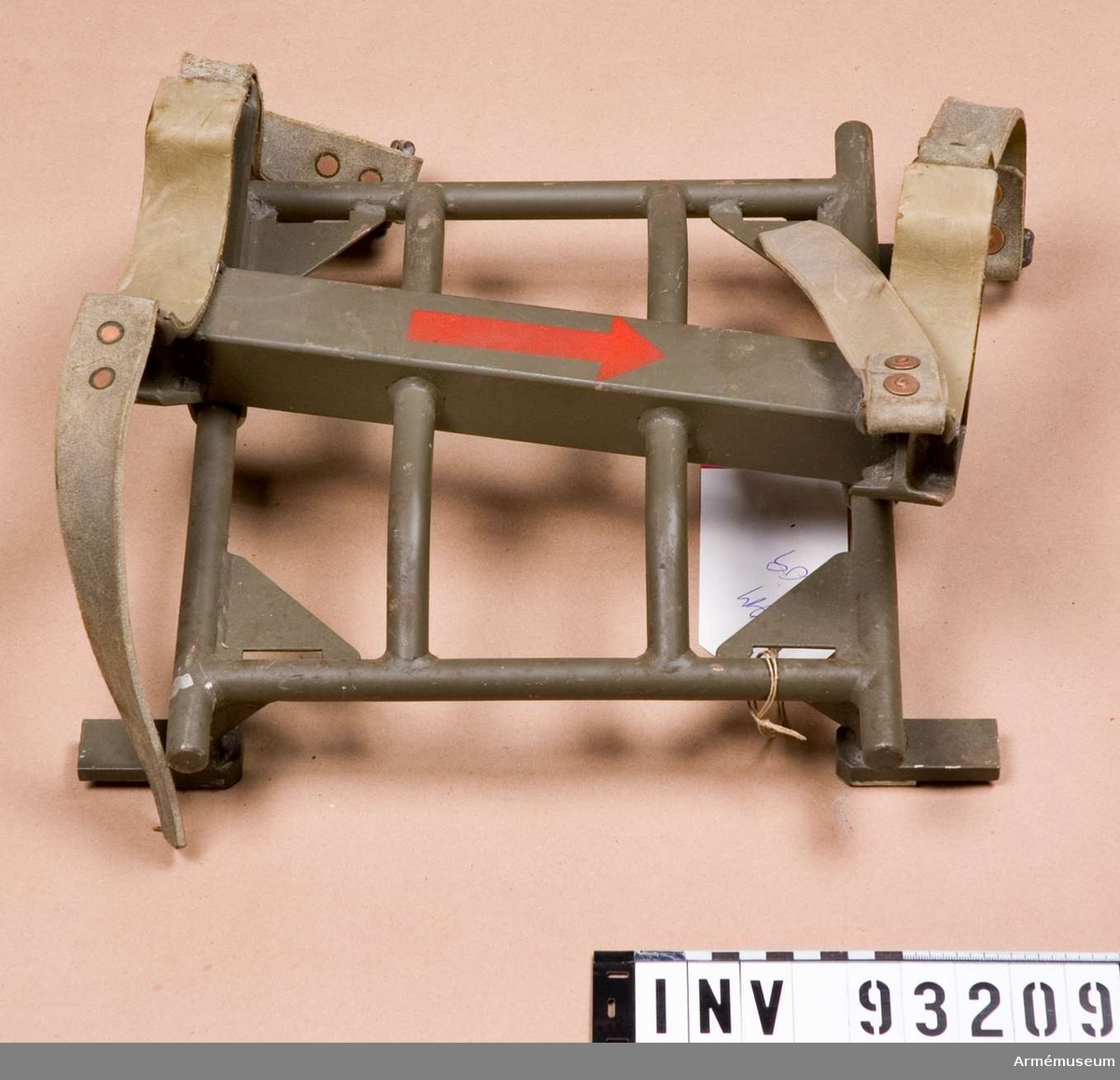 Klövjeställ m/1948