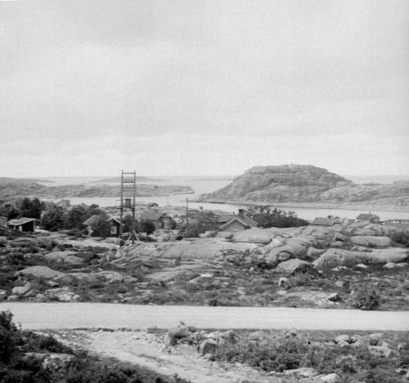 (Stereo karta XX) Ulebergshamn. 8 Juni 1930.