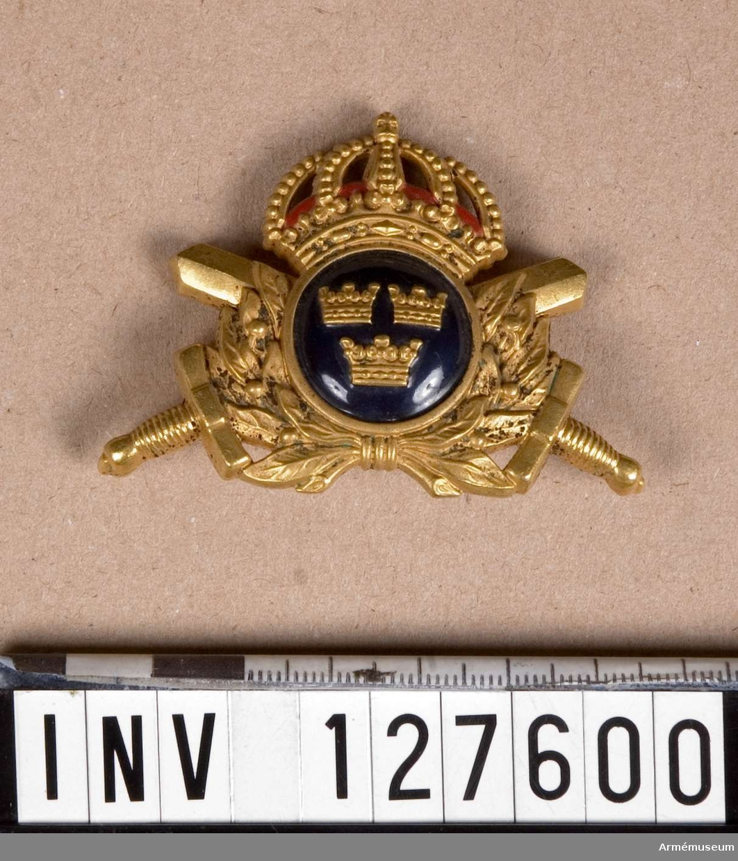 Mössmärke m/1952