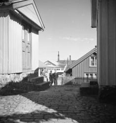Kaptensgatan i Fiskebäckskil