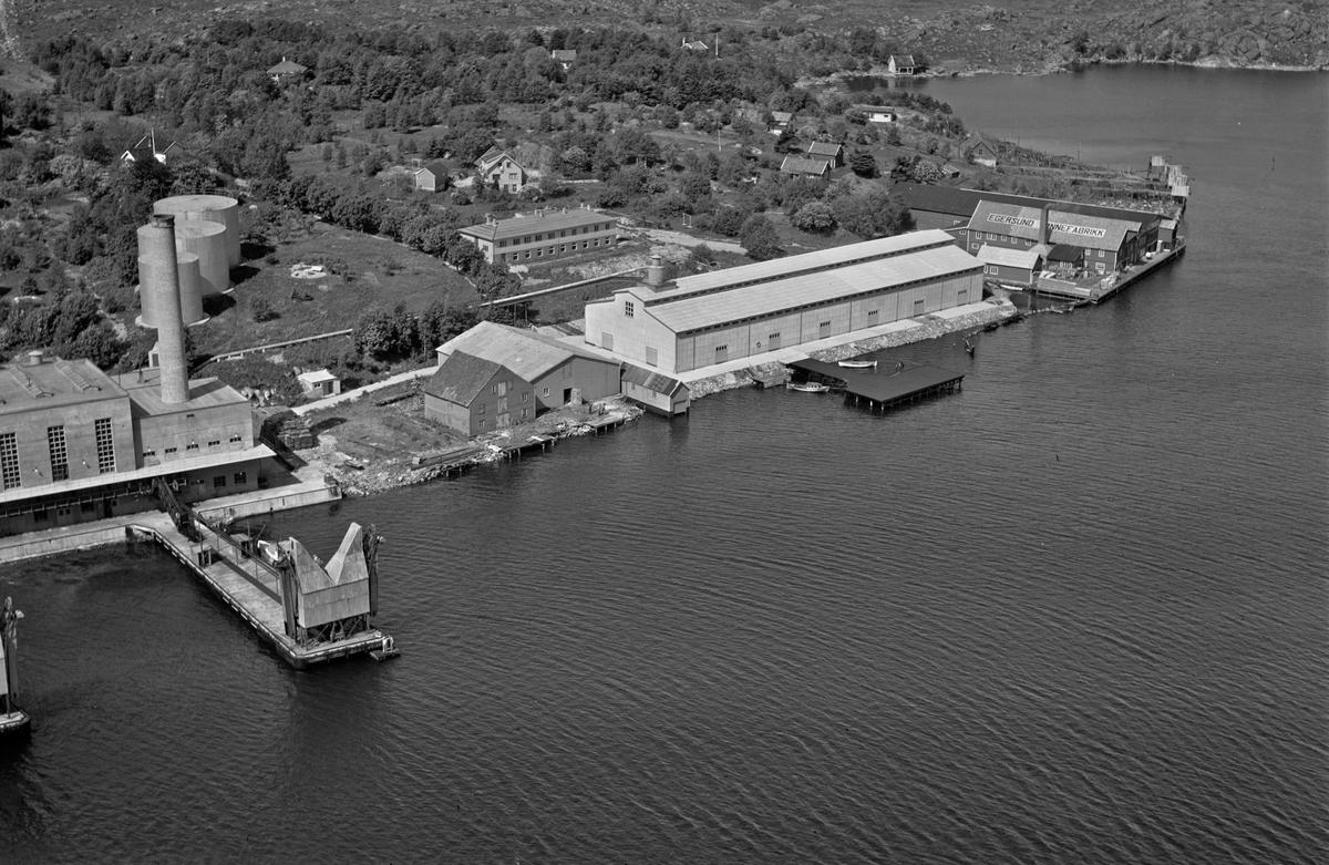 Grønehaugen, Sildefiskernes fabrikklag, tønnefabrikk