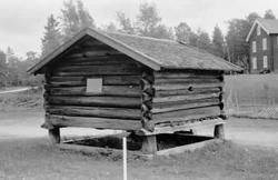 Registreringsfoto utförd av Henrik Åsenius, på Norra berget