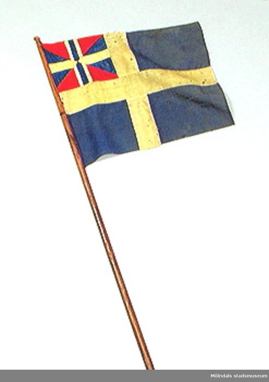 Unionsflagga.
