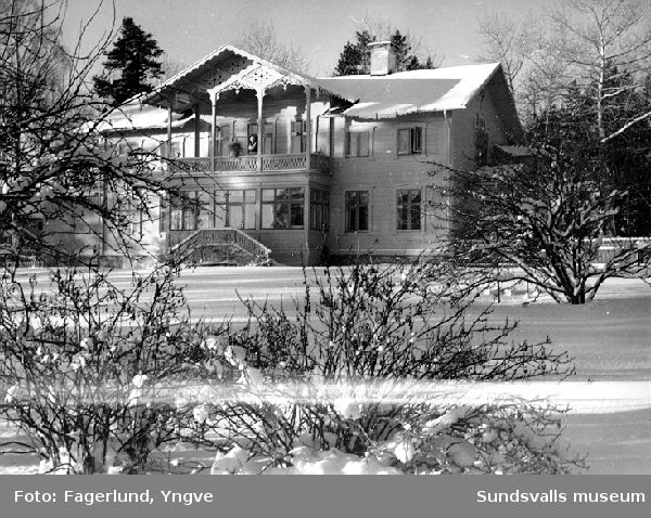 Stockviks herrgård.