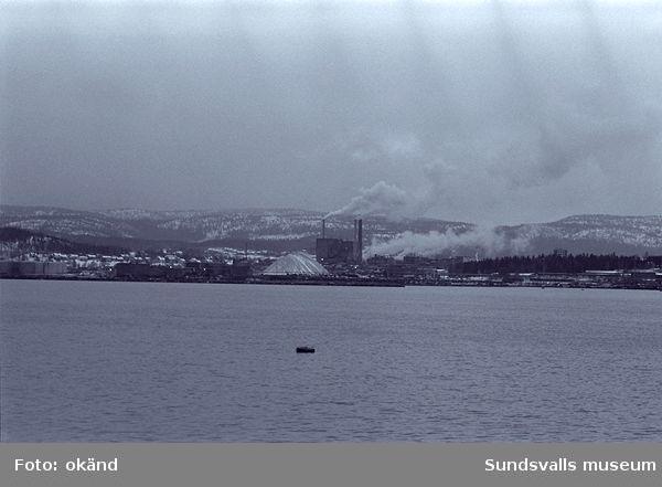 Sullfitfabriken från Järved, Domsjö sulfitfabrik.
