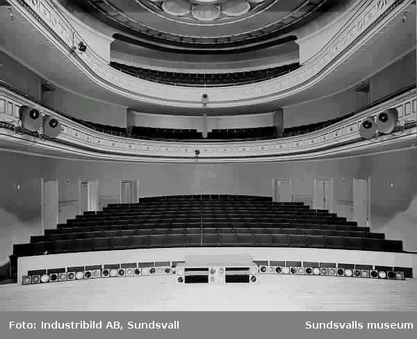 teatersalongen, Sundsvalls teater
