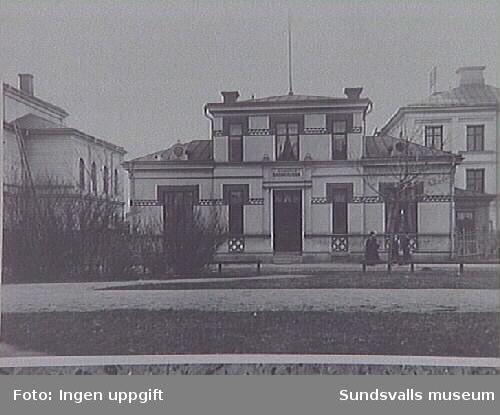 Barnkrubban Lillgården. Esplanaden 6.