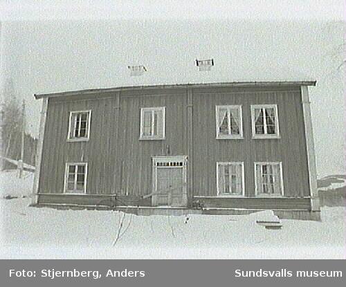 Byggdes år 1849.