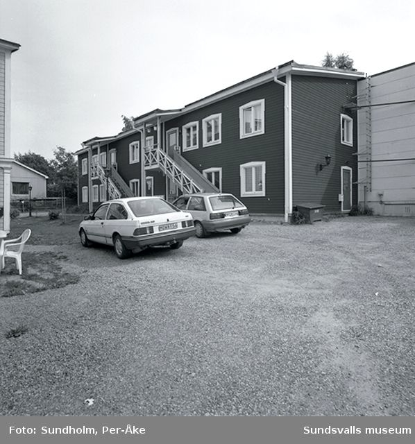 Inventering Stadsmon. Björneborgsgatan 28-30.