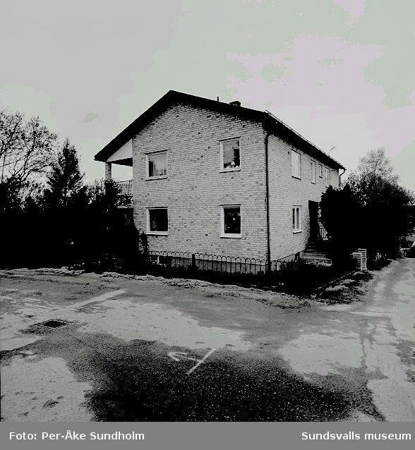 Bostadshus, kv. Aspen 4, Södermalmsgatan 33/Thulegatan 44.