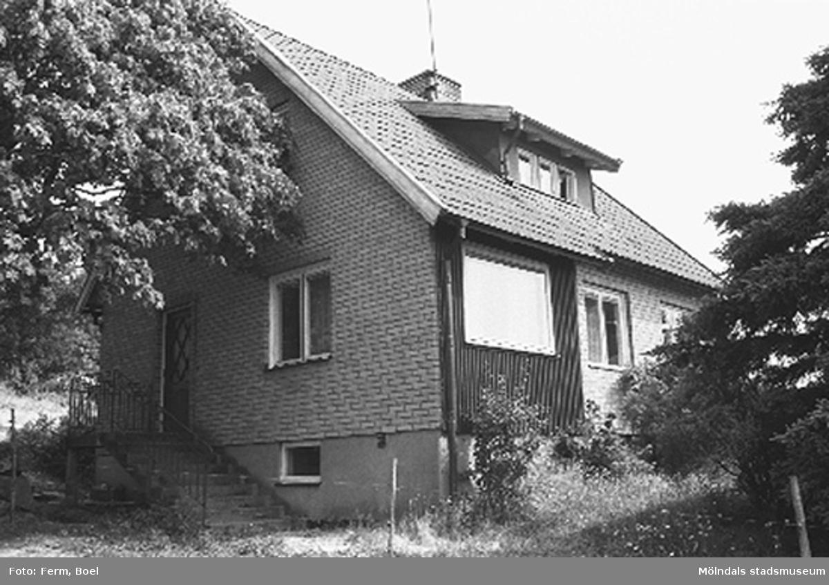 Bostadshus. Ranntorp 2:2 i Lindome 1992-06-30.