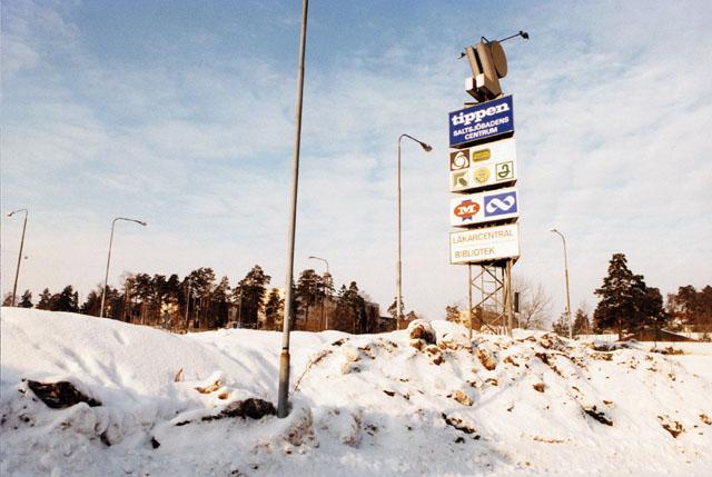 Postkontoret 133 01 Saltsjöbaden Saltsjöbadens Centrum, Tippen