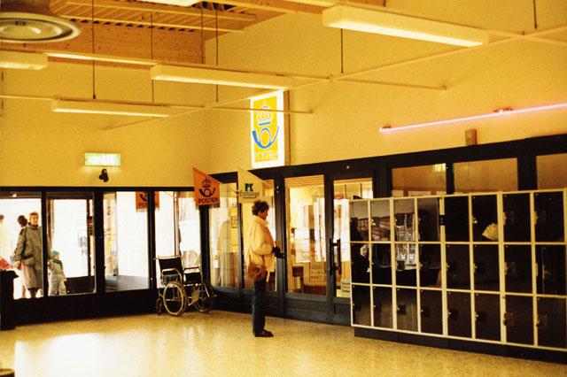 Postkontoret 312 06 Mellbystrand