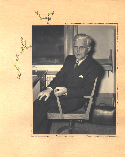 Carl Levén Postmästare i Sundbyberg 1947 - 1954