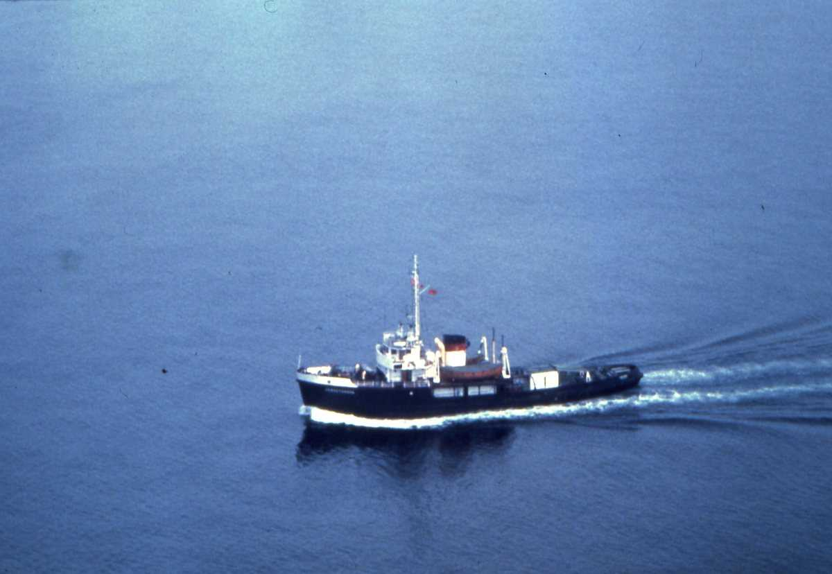 Kinesisk fartøy av Gromovoy - klassen.