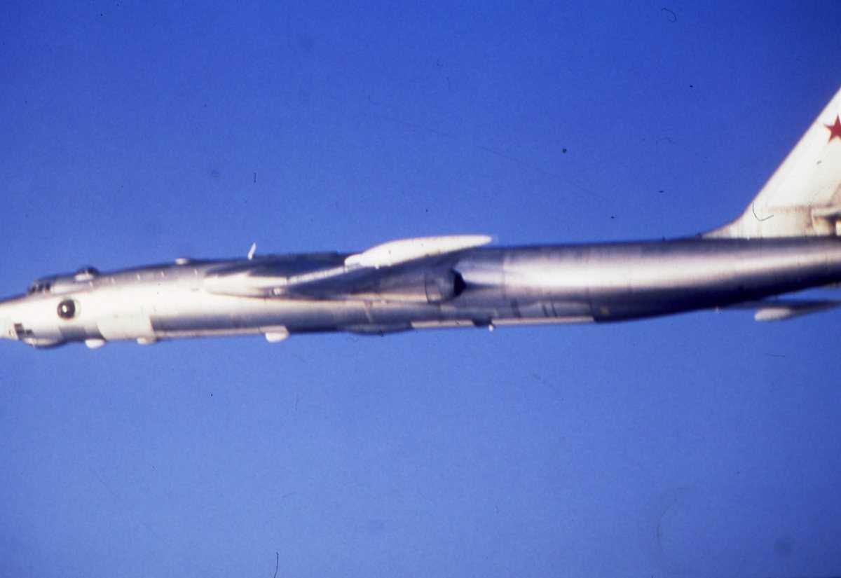 Russisk fly av typen Bison C.