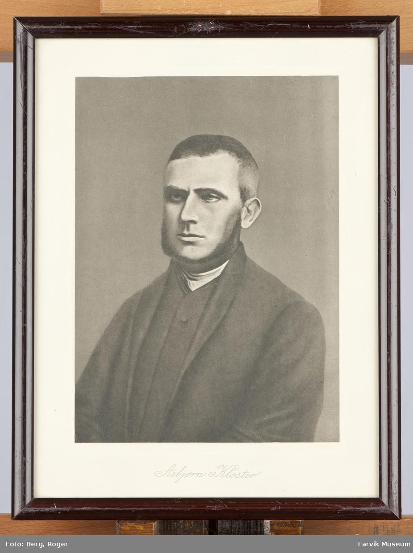 Asbjørn Kloster.
