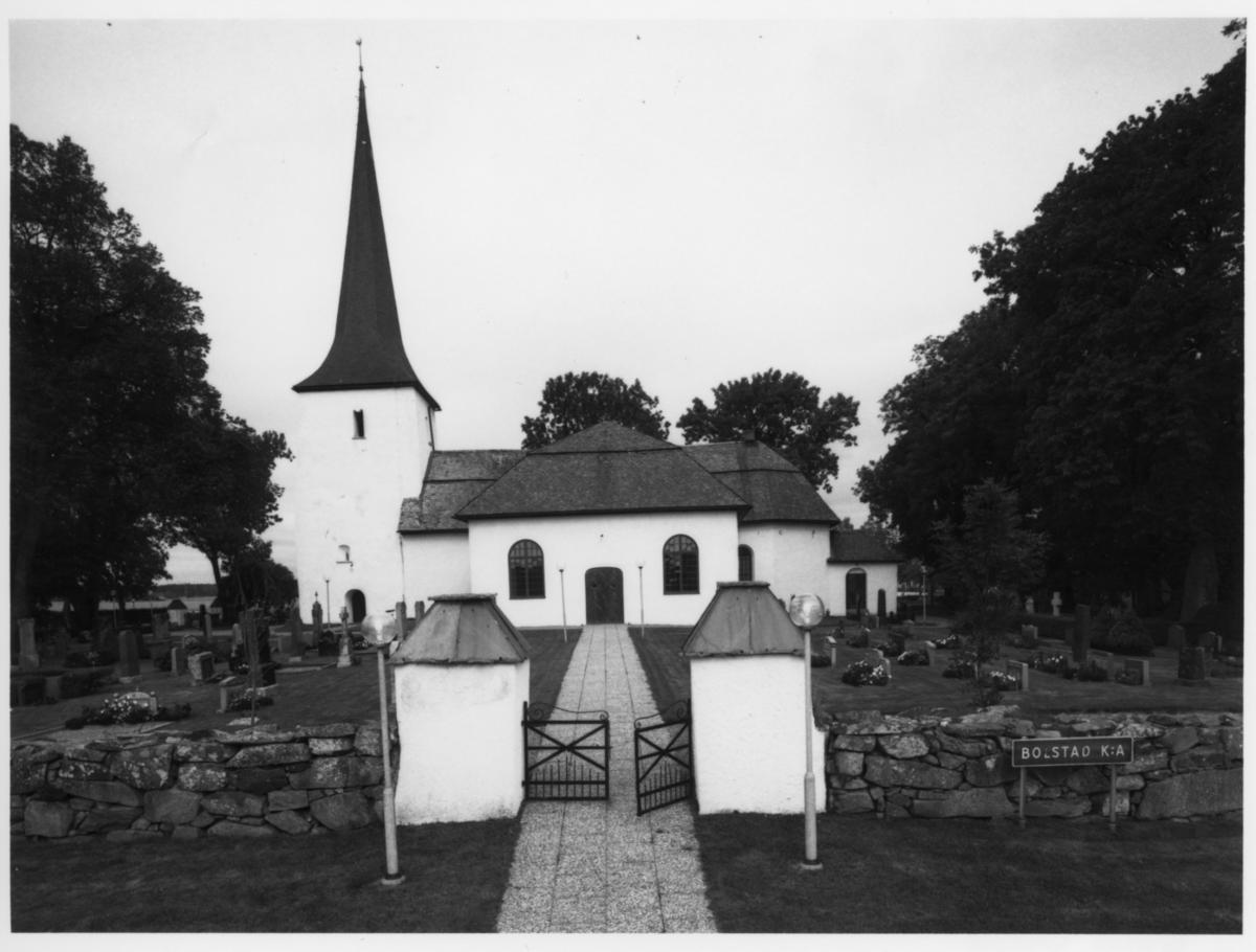 Bolstad kyrka