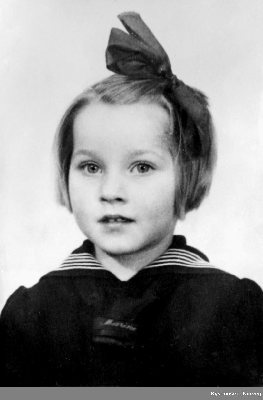 Datteren til Gerd Haugland