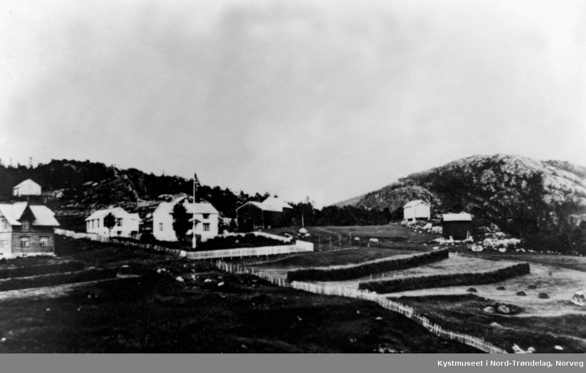 Oplø Gård Østre i Nærøy
