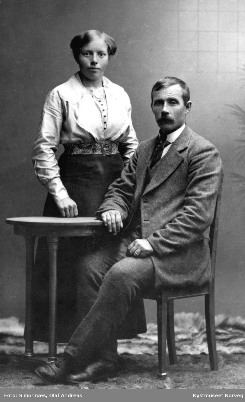 Karen og Ottar Osan