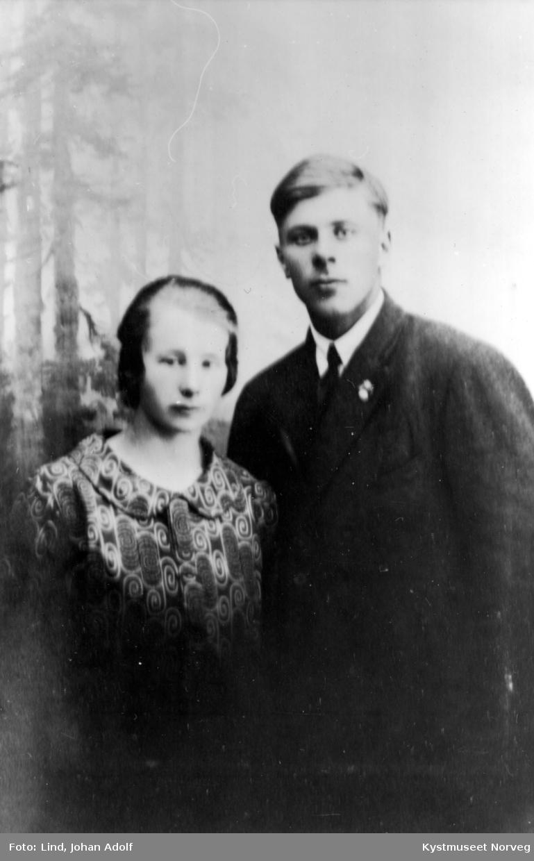 Kristine og Hans Skjærvær