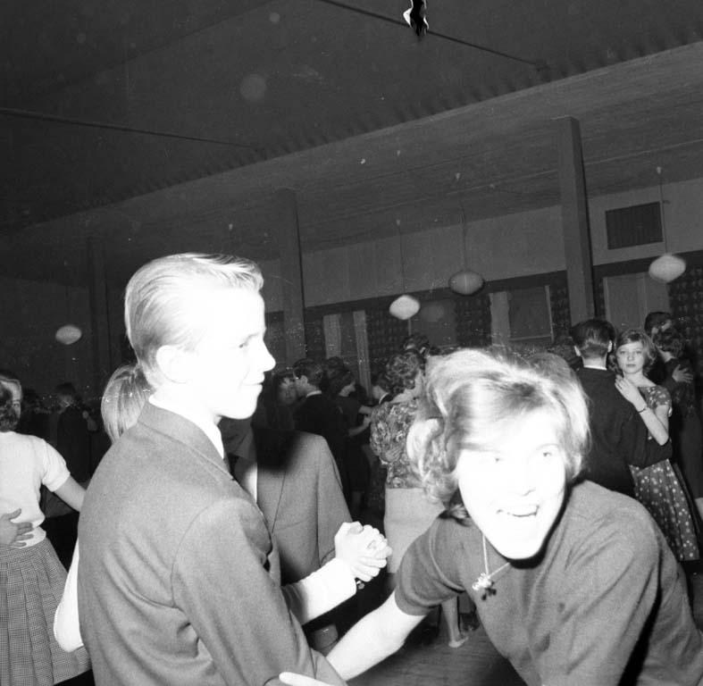 """Enligt notering: """"Skoldans Kongresshallen 25/2 1960""""."""