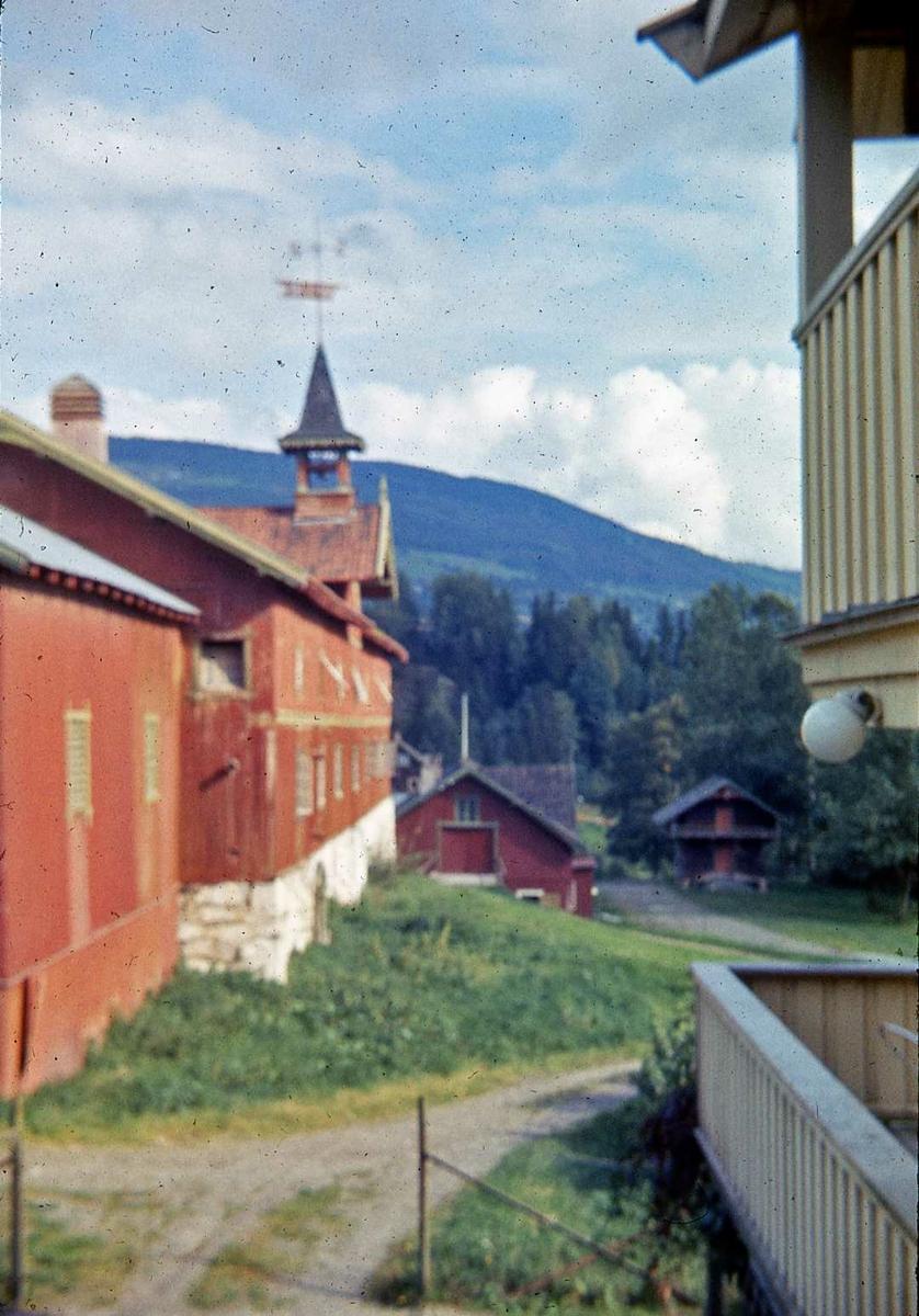 DOK:1960-tallet, Aulestad, låve,