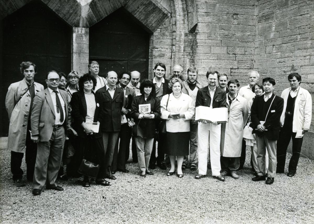 DOK:1988, årsmøte ICLM, Vadstena,