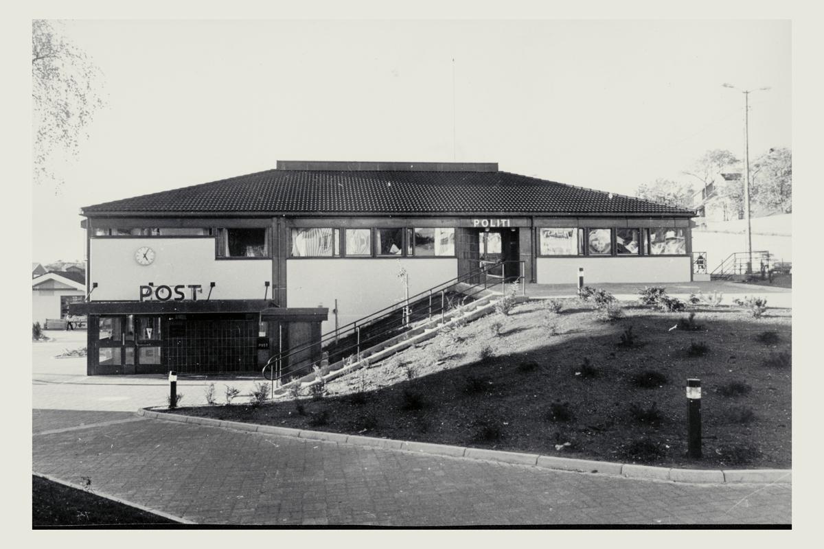 eksteriør, postkontor, 4890 Grimstad