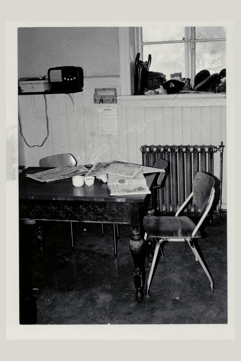 interiør, postkontor, 4001 Stavanger, spiserom